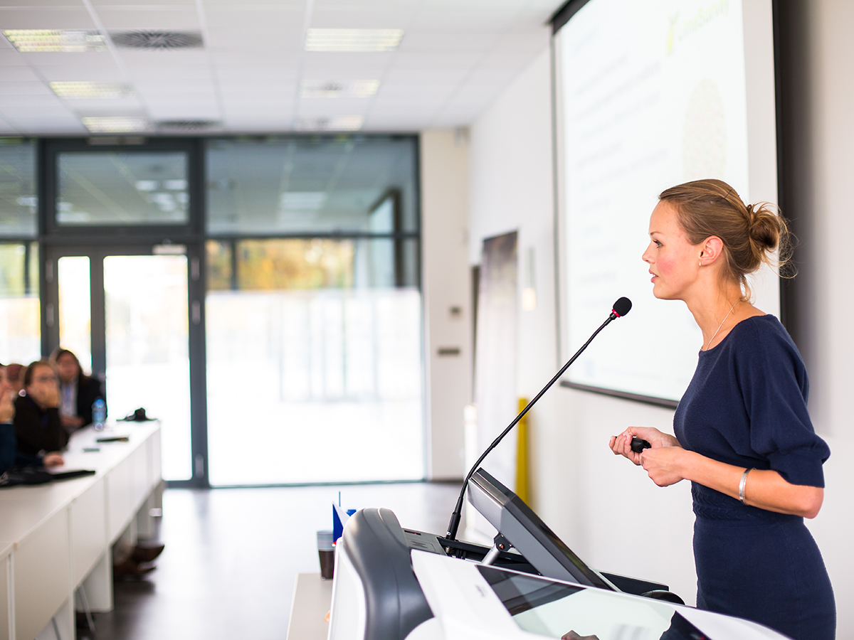 clinical research grant presenter