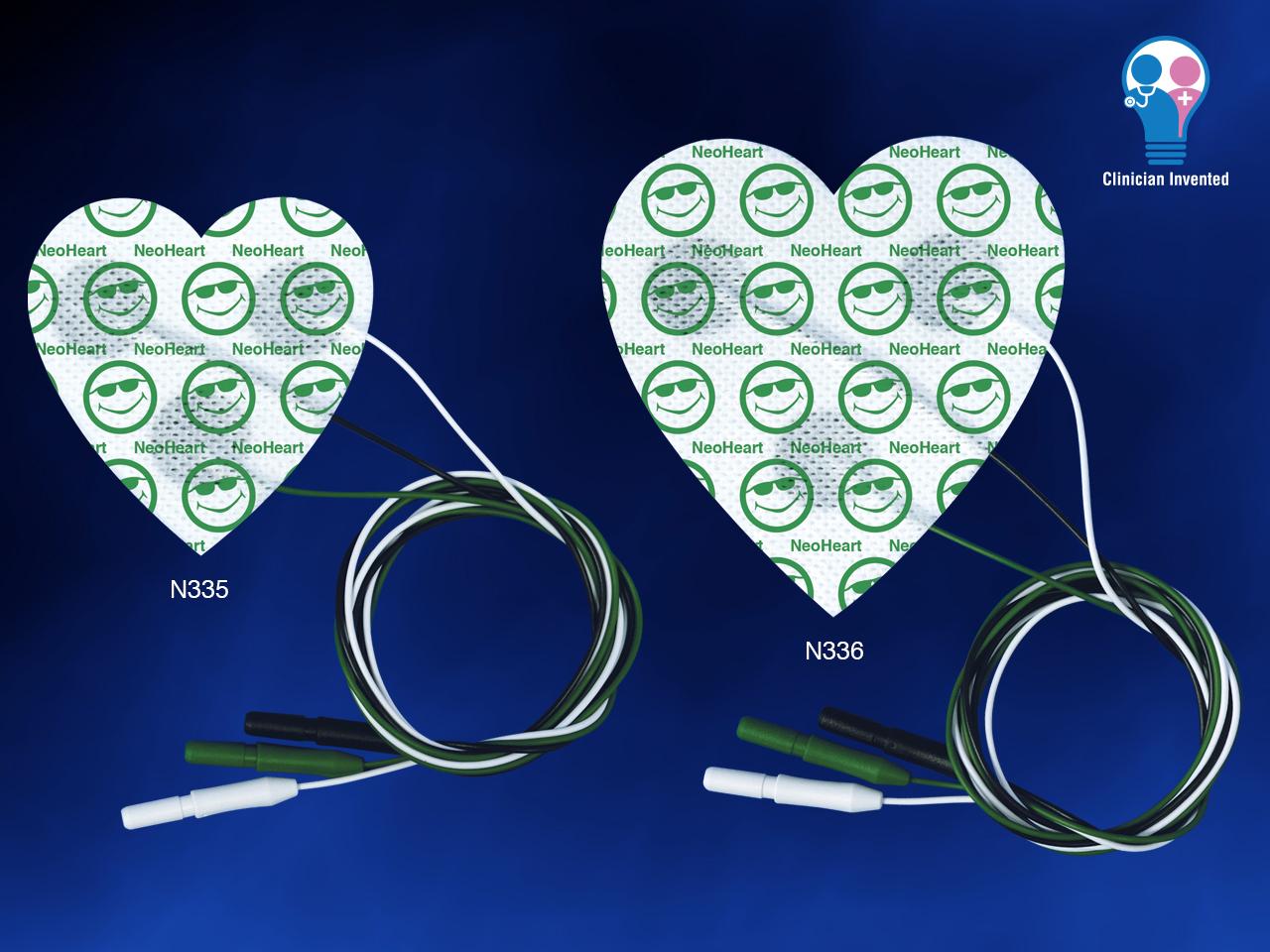 NeoHeart ECG Pad Family