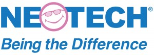 Neotech Being the Difference logo